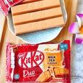 雀巢泰式奶茶風味 kitkat巧克力威化餅乾 單包(35g) [TA071]
