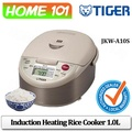 Tiger Induction Heating Rice Cooker 1.0L JKW-A10S