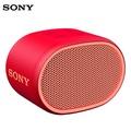 SONY 藍牙喇叭SRS-XB01紅色【愛買】