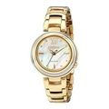 [Citizen] Citizen Eco-Drive Women's EM0334-54D Citizen L Sunrise Analog Display Gold Watch [From USA] - intl
