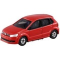 Tomica No.109 Volkswagen Polo (Red)