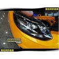 莫名其妙倉庫【FP026 ST燻黑魚眼轉向頭燈】 歐洲件 含日行燈 高低 可調 自動 Focus MK3