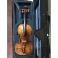 【♫ 宇音樂器 ♫ 】(二手) 4/4小提琴 9成新