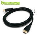 BENEVO超細型 2M HDMI1.4版影音連接線
