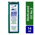 Axe Brand Medicated Oil No.3