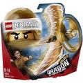 【台中翔智積木】LEGO 樂高 NINJAGO 旋風忍者 70644 黃金飛龍大師