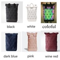 Fashion New Men Women authentic Adidas 2018 issey&miyake Backpack Bag Beg Bags