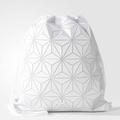 Adidas X Issey Miyake Drawstring Bag White