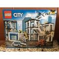 LEGO 正版樂高 60141 警察局盒組