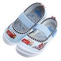 ★51+童鞋 正版現貨★Cars閃電麥坤95淺藍室內鞋(16~21公分)