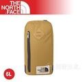 【The North Face 6L 多功能單肩斜背包《霧古銅/墨灰》】NF00CJ4TLDU/斜背包/隨行提包/零錢包