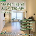 【Green-Flor 歐洲頂級地板】Master Trend(歐洲最流行木紋花色 免費到府丈量×專業施工服務)