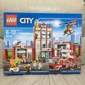 樂高 LEGO 60110 CITY 城市系列 消防局