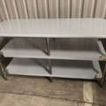 《開店秘書》全新/ #430材質 長五尺 寬兩尺 三層不鏽鋼工作台