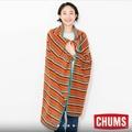 戶外潮流品牌/露營蓋毯/冷氣毯/日本CHUMS/限量/短刷毛