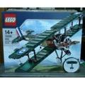 LEGO 10226 Sopwith Camel 雙翼戰鬥機