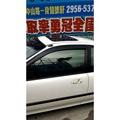 Civic六代 K8 (三門) 原廠型-晴雨窗 / K8晴雨窗 civic晴雨窗 K8 晴雨窗 喜美晴雨