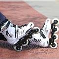 溜冰鞋成人輪滑鞋成年直排輪花式單排平花鞋男旱冰鞋滑冰鞋女    igo