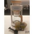 Oceanrich 完美萃取旋轉咖啡機  公司貨 白色 CR8350BD 一體壺 模擬手沖