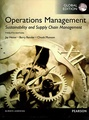 Operations Management: Sustainability and Supply Chain Management (GE)(12版)
