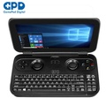 GPD Win Aluminum Shell Version 5.5 inch Gamepad Tablet PC Intel Atom X7 Z8750 Windows 10 4GB/64GB Game Console 2.56GHz 1280*720 - intl