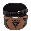 【RDX】6吋皮革加厚健身舉重腰帶 健身 重訓 健力 2018新品