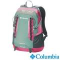 【Columbia哥倫比亞】25L雙肩後背包-藍灰色 UUU99620GL