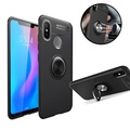 Bakeey 360° Adjustable Metal Ring Magnetic PC Protective Case for Xiaomi Mi A2 / Xiaomi Mi 6X