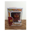 IRON SPIDER 107 Funko Pop Marvel SpiderMan Vinyl Bobble-Head WALGREENS Exclusive - intl