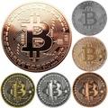 浮雕紀念幣 比特幣 收藏bitcoin 紀念幣 紀念章 禮品