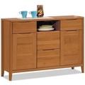 【MY傢俬】典雅設計4尺實木餐櫃