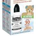 預購 [美國原裝進口兒童]No.1 NeilMed 洗鼻器專用預拌鹽包 清洗器 清洗瓶 鼻腔 護理組 沖洗瓶+30袋鹽