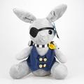 現貨 黑執事Black Label周邊 塞巴斯兔子 夏爾彼得兔 動漫毛絨玩具公仔批發