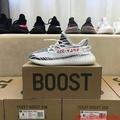 """Adidas Yeezy Boost 350 v2 """"Zebra"""" 斑馬 跑鞋"""