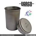 Vargo - 鈦金屬螺紋蓋水杯 / 烹煮鍋 / 1公升 - VARGO 427 【詮國】