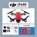 DJI Spark Combo Set Lava Red ผ่อน 0%