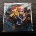 日本正版 神奇寶貝 TRETTA 方形卡匣 05彈 大師等級 四星卡 小智+皮卡丘 05-01