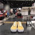 Vans Official Skate Shoes WOMEN Old Skool 36 Blue White Global Sales