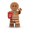 LEGO Minifigures Series 11 樂高11代 第11季 71002 #6薑餅人