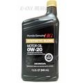 【易油網】HONDA Genuine synthetic Blend 0W20 本田 原廠合成機油