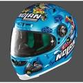瀧澤部品 義大利X-Lite X-803 全罩安全帽Nolan #22 M.MELANDRI ITALY 藍 透氣 輕量