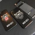 KENZO虎頭 防摔殼+保護膜 iphone6手機殼i7/i8 oppo r9 r9s r11s plus 系列手機殼