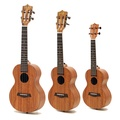 Enya 21 23 26 Inch Full Board HPL Koa Ukulele Classical Head without Pickup