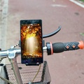 Mountain Bike Riding Holder Stand GPS Navigator For Mobile Phone