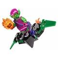 LEGO 76057 綠惡魔  全新 配件如圖