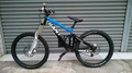 2009 GIANT GLORY DH size:xs
