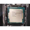 E3 1231 V3 3.4G SR1R5 1150 80W 四核八線 正式 CPU一年保