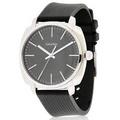 CK手錶 K5M311D1 平行系列 銀框黑面橡膠錶帶男錶 全新原廠正品