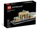 LEGO ARCHITECTURE 21011 Brandenburg Gate New Sealed #21011