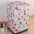 Peva Waterproof Sun-resistant Washing Machine Cover Haier Panasonic Sanyo xi yi ji tao Roller Fully Automatic